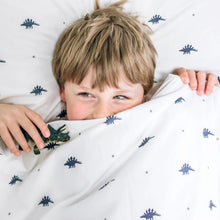 Load image into Gallery viewer, Mini Dinos Bedding Pillowcase - Addie and Harry