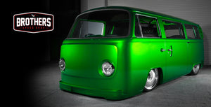 Bliss N Eso Custom Kombi Built By Brothers Speed Shop Brisbane Custom Vehcile Builders Parts And Apparel Supply