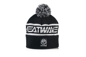 Heat Wave Billboard Pom Beanie