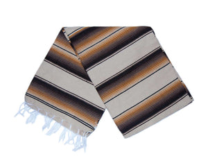Serape Blanket- Golden Sands