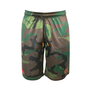 Dixxon Gym Shorts- Camo