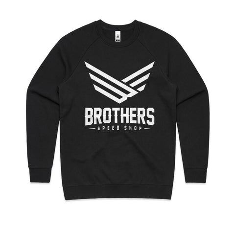 Forge Crewneck Jumper