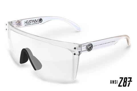 Heat Wave Visual- Lazer Face Safety Glasses