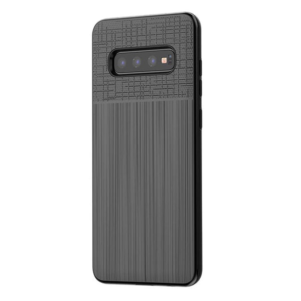 LG Aristo 4 Plus - Premium Elegant Slim Case - Black