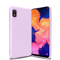 Moto G7 Play - Premium Flex Case - Purple