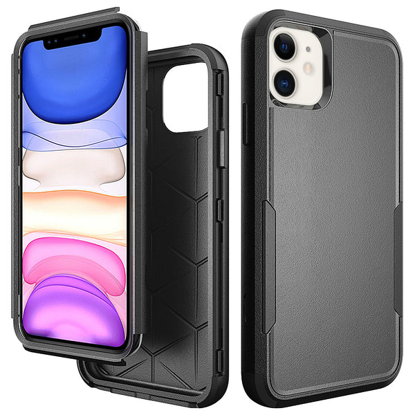 Apple iPhone 11 - Premium Guardian Case - Black
