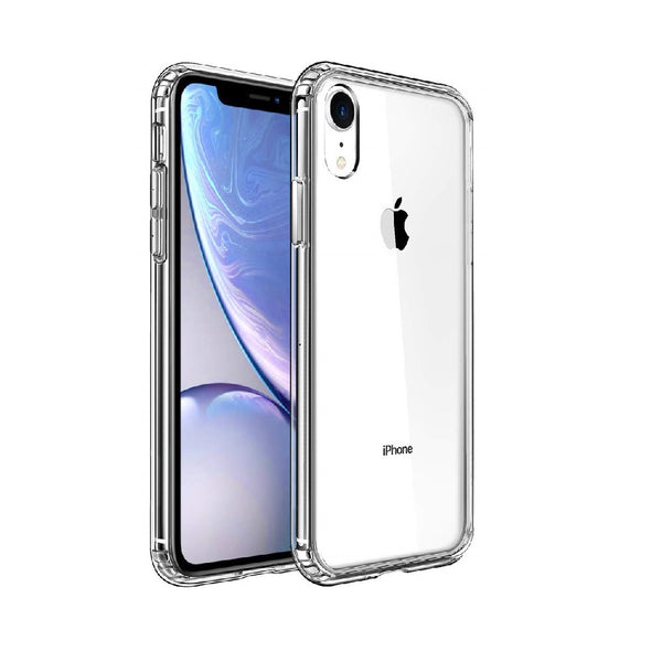 Apple iPhone XS - Premium Shockproof Clear Case - Clear