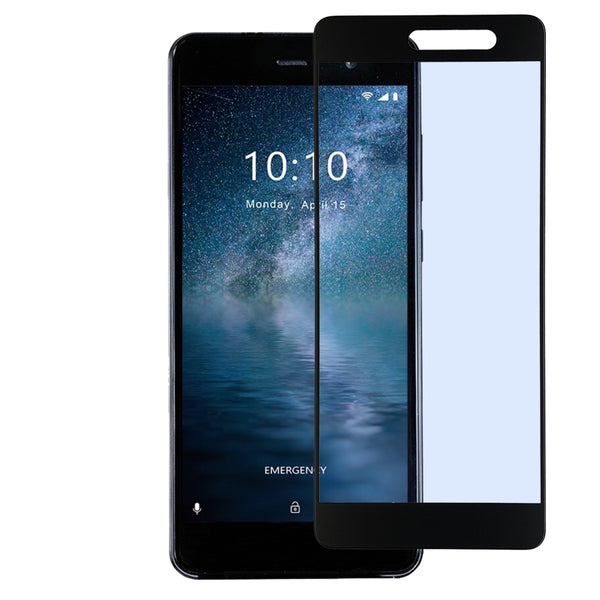 Foxxd Miro - Tempered Glass Screen Protector - Edge to Edge - Black