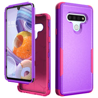LG Stylo 6 - Premium Guardian Case - Purple