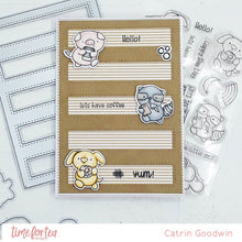 Load image into Gallery viewer, All Occasion Critters Clear Stamp Set