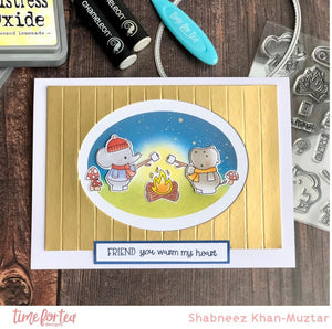 Life's Ups & Downs Clear Stamp Set