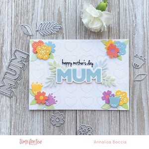 Mum & Dad Clear Stamp Set
