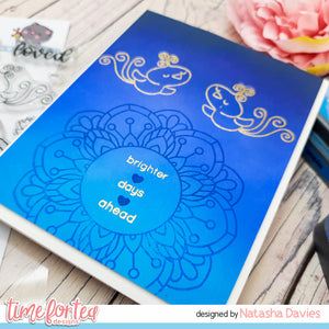 Brighter Days Clear Stamp Set