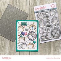 Load image into Gallery viewer, Dotty Hearts Cover Plate Die