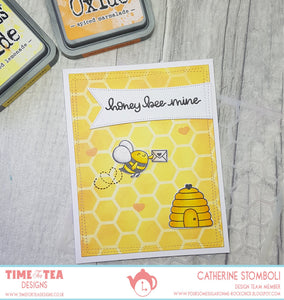 Bee Happy Coordinating Die set