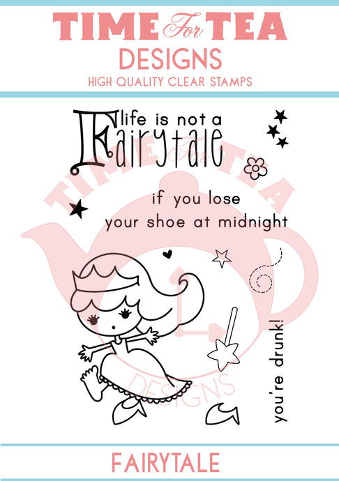 Fairytale A7 Clear Stamp Set