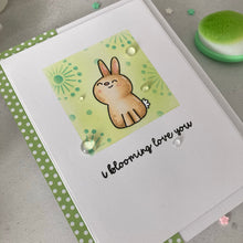 Load image into Gallery viewer, Blooming Bunnies Stamp and Die Collection