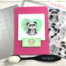 Load image into Gallery viewer, Pandamonium Party Clear Stamp Set