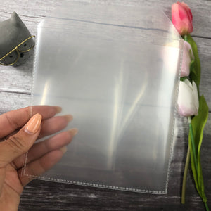 Clear Storage Pockets Small - Pack of 20