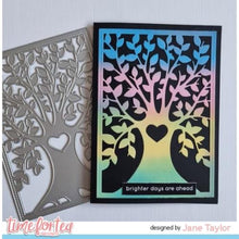 Load image into Gallery viewer, Tree of Love Cover Plate Die