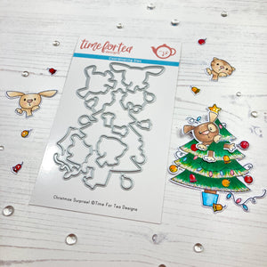 Christmas Surprise Coordinating Die set