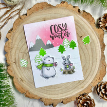 Load image into Gallery viewer, A5 Cosy Winter Stamp Set
