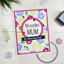 Load image into Gallery viewer, Mum & Dad Clear Stamp Set