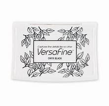 Versafine Onyx Balck Ink