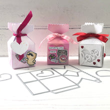 Load image into Gallery viewer, Mini Gift Box Die Set