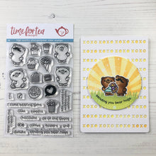 Load image into Gallery viewer, Bearing Gifts Clear Stamp Set