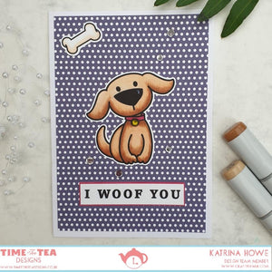 Pawsome Pets Digital Paper Collection