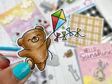 Load image into Gallery viewer, Bears Picnic Coordinating Die set