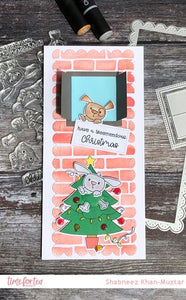 Christmas Surprise Clear Stamp Set