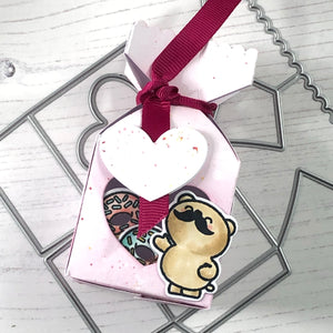 Mini Gift Box Die Set