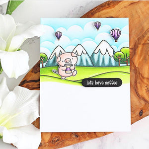 All Occasion Critters Clear Stamp Set