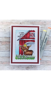 Moovellous Clear Stamp Set