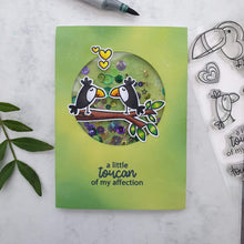 Load image into Gallery viewer, Toucan Do This Clear Stamp Set