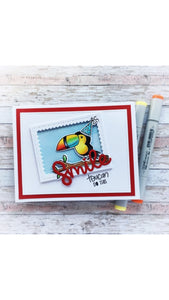 Toucan Do This Coordinating Die set