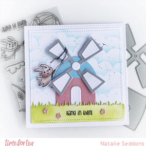 Up, Up & Away Clear Stamp Set