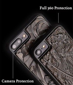 GUAN YU iPHONE CASE - Zensitize | Official Store