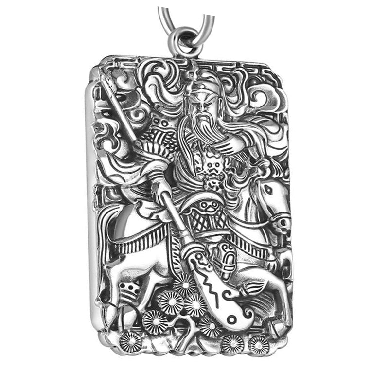 PENDANT GUAN YU - Zensitize | Official Store