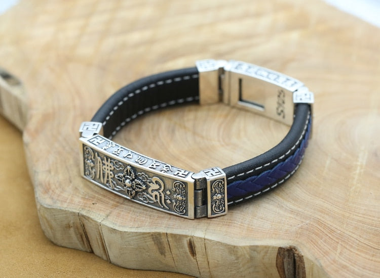 BRACELET DAIZAN LEATHER - Zensitize | Official Store