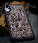 AZURE DRAGON iPHONE CASE - Zensitize | Official Store