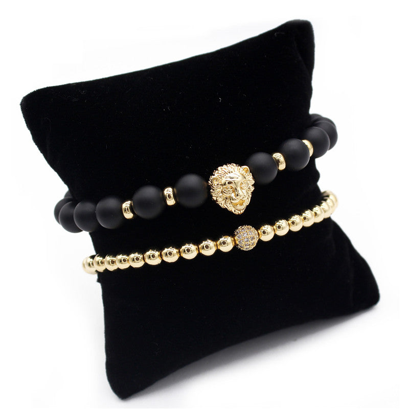 BRACELET ONYX ELITE (2pcs/set) - Zensitize | Official Store