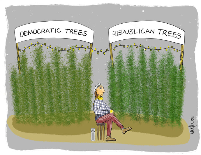 Democratic Trees
