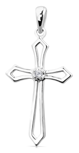 Pendant Cross 5P34W18