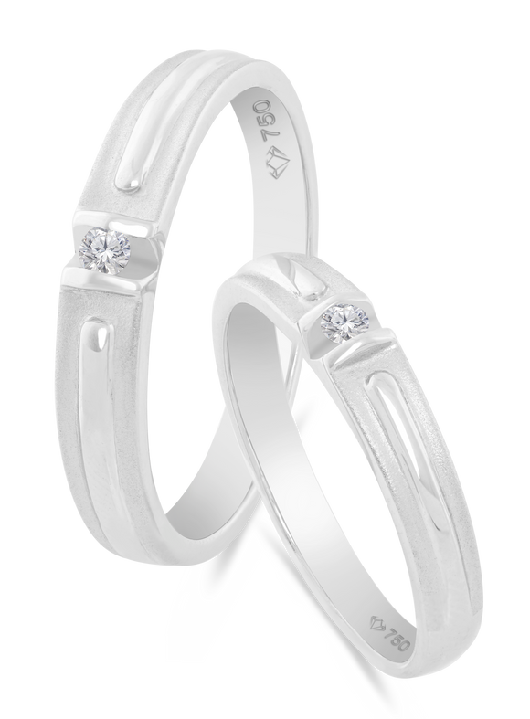 Wedding Ring Solitaire  7WB57A