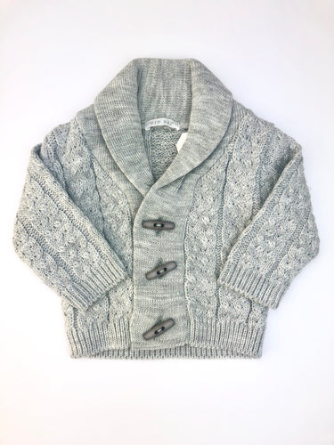 Paddington Toggle Cardigan