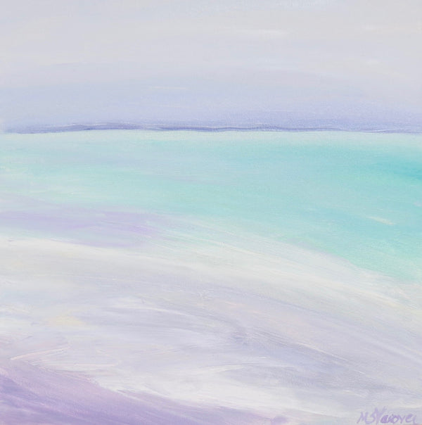Lilac and Ice Shores