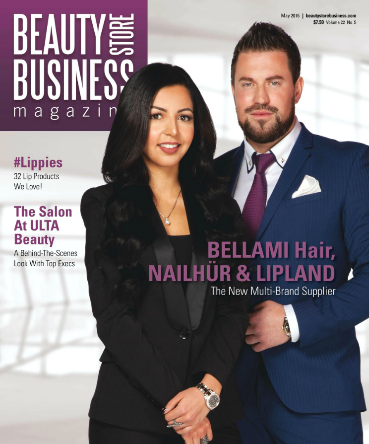 BEAUTY STORE BUSINESS MAGAZINE 91781ec1a